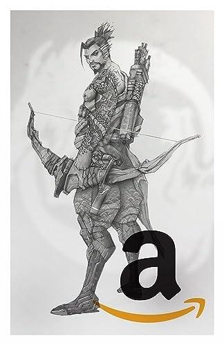 Amazon Com Hanzo Giclee Print Of Pencil Drawing Of Defense Class