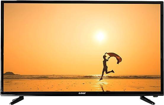 max - Televisor de 39 pulgadas (99 cm, E390HX, Full Matrix LED Light, HD, Triple Tuner, CI+, HDMI, USB, Q.Box Sound System): Amazon.es: Electrónica