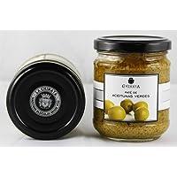 Paté de Aceitunas Verdes (180 g) - La