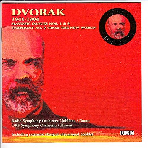 Dvorak: Slavonic Dances Nos. 1 & 3, Symphony No.9 (From