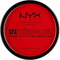 NYX PROFESSIONAL MAKEUP SFX Creme Colour 0.21 Ounce Red
