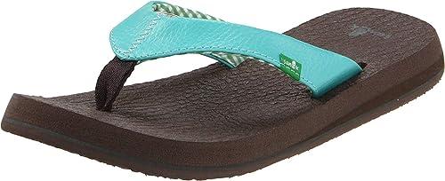 Amazon.com: Sanuk - Esterilla de yoga para mujer: Shoes