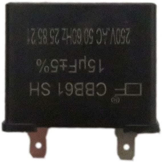 Refrigerator Capacitor For Frigidaire Electrolux Repl.#5304464438 AP4315853 AH2333670 EA2333670 F000300399 PS2333670