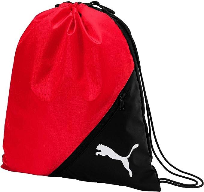 Puma Liga Gym Sack Bolsa De Cuerdas, Unisex Adulto, Black/Azure ...
