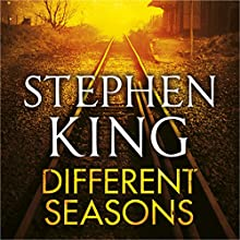 Different Seasons Audiobook by Stephen King Narrated by Frank Muller