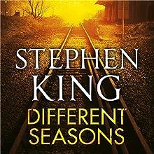 Different Seasons | Livre audio Auteur(s) : Stephen King Narrateur(s) : Frank Muller