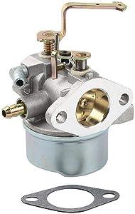 BH-Motor New Carburetor Carb for Coleman Powermate 8HP 10HP ER 4000 5000 Watt Generators 6250 Tecumseh