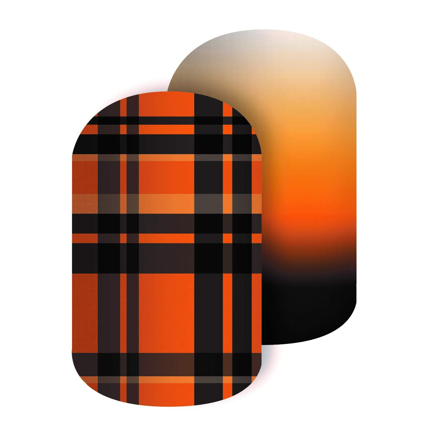 Halloween & Fall Seasonal 2019 Collection | Jamberry Nail Wraps | Nail Decal Design | Nail Art Stickers | Perfect Autumn Gift (Half Sheet - 1 manicure / 1 pedicure, My Cozy) by BeneYOU