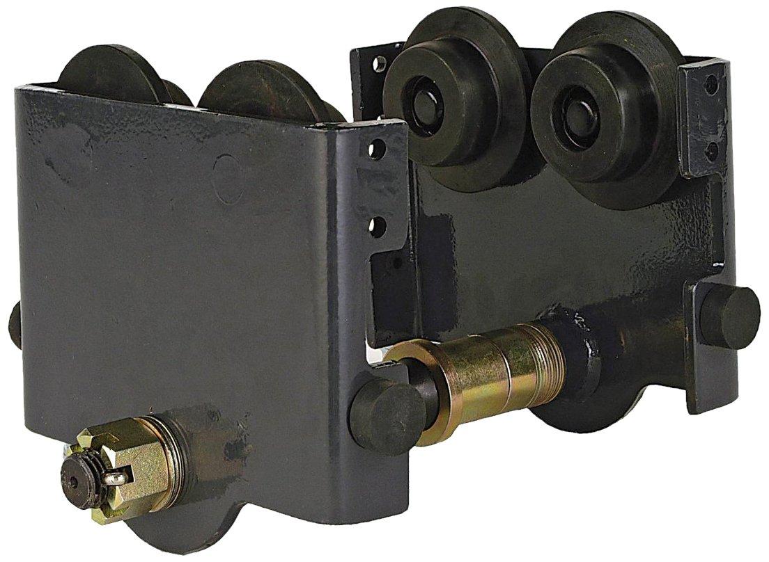 Image of R&M Hoists RPT Manual Push Trolley, 1/4 ton Capacity, 2.00' - 7.95' Beam Flange Width Beam Trolleys