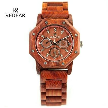 MSB Redear marca / los relojes creativos toda de madera / de alta gama única /