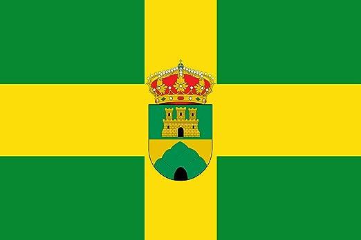 DIPLOMAT-FLAGS Oria   Municipio de Oria en la Provincia de Almería España Bandera   Bandera Paisaje   0.06m²   20x30cm Banderas de Coche: Amazon.es: Jardín