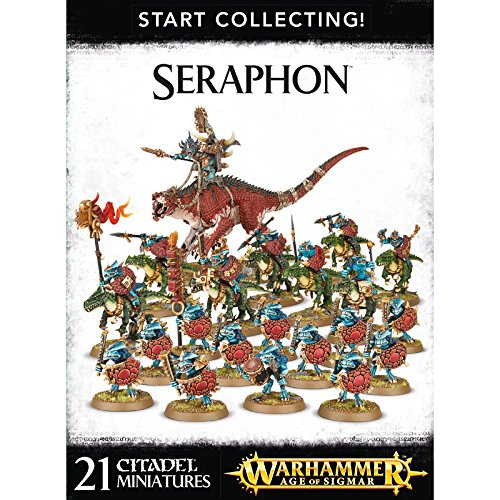 Start Collecting Seraphon by Age of Sigmar