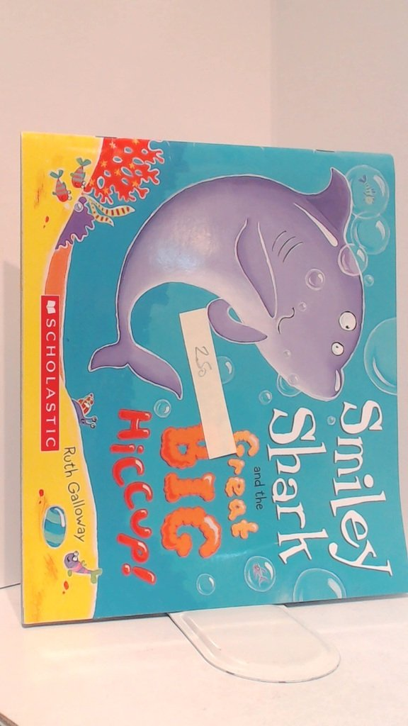 Download Smiley Shark and the Great Big Hiccup Book and Audio CD PDF