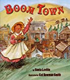 img - for Boom Town by Sonia Levitin (1998-03-01) book / textbook / text book