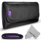 Photo : 6 Pocket Filter Wallet Case for Round or Square Filters + Premium MagicFiber Microfiber Cleaning Cloth