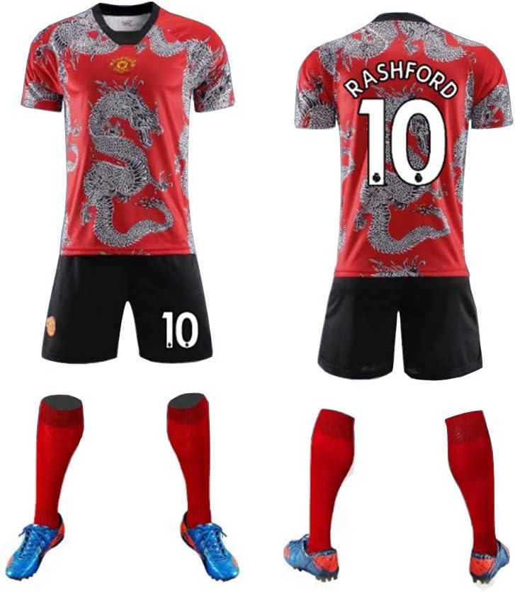 10 RASHFORD Manchester United Red Dragon FC, New United Football ...
