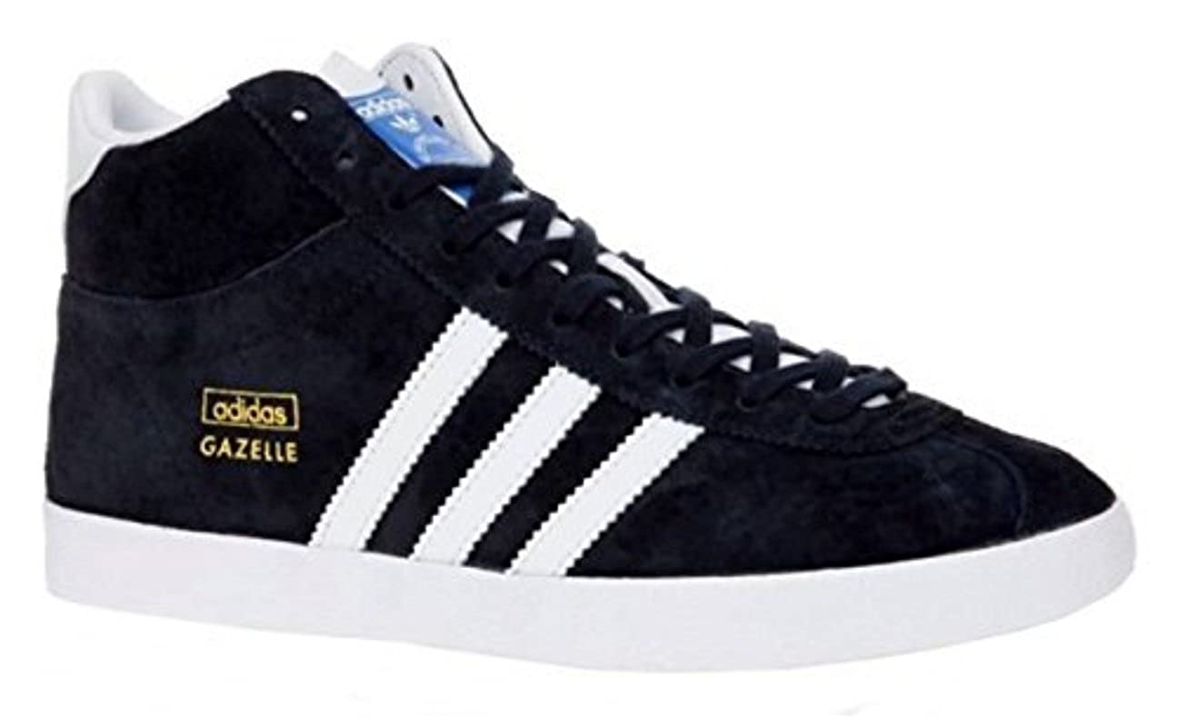 Adidas Womens Gazelle OG Mid EF trainer boot M22796 Legend