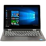 """Lenovo IdeaPad 2 in 1-11 81CX - 11.6"""" HD Touch - Celeron N3350 - 2GB - 64GB SSD - Black"""