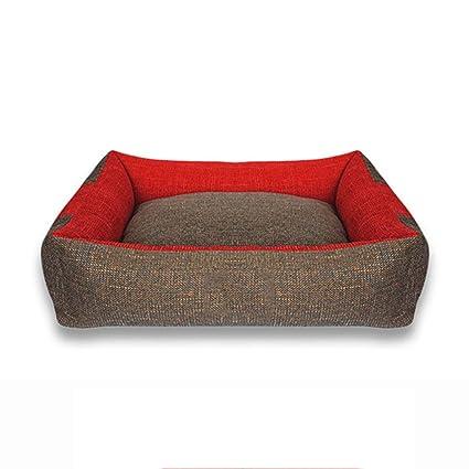 GCHOME Cama de Perro Cama para Perros, Cama extraíble Lavable para Gatos Cat Nest Cat