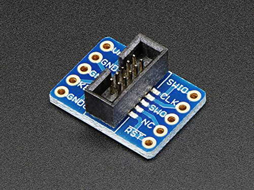Adafruit SWD (2x5 1.27mm) Cable Breakout Board [ADA2743] ()