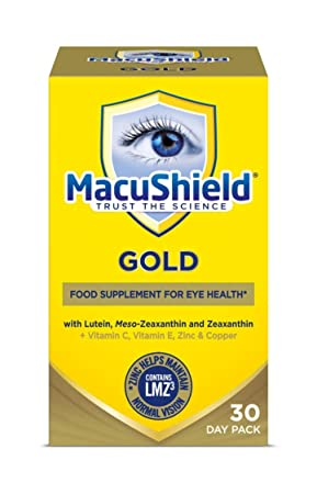 Macu Shield Gold Food Supplement - Pack of 90 Capsules  Amazon.co.uk   Health   Personal Care 3079388343