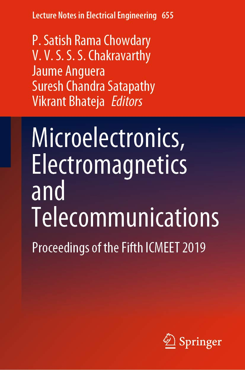 Microelectronics, Electromagnetics and Telecommunications ...