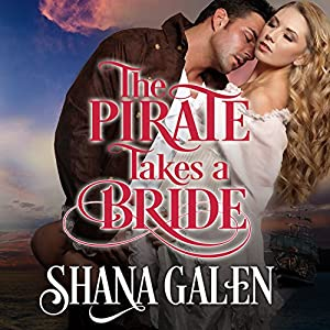 The Pirate Takes a Bride Hörbuch