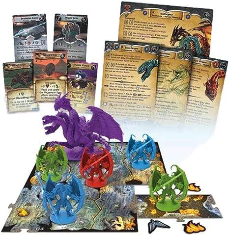 Ares Games Sword and Sorcery: Vastaryous Lair Expansion: Amazon.es: Juguetes y juegos