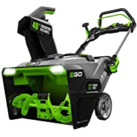 EGO Power+ SNT2110 Peak Power 21-Inch 56-Volt Cordless Snow Blower with Steel Auger Battery and Charger Not Included
