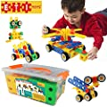ETI Toys Educational Construction Engineering Block Set for Kid (Above 3 Years), 92-Piece
