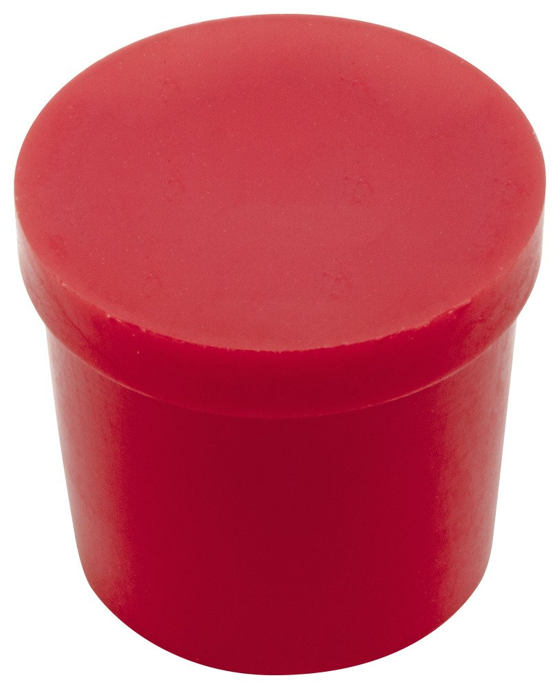 Red Cap OD 0.75 Plug ID 0.712 Caplugs Inc. K-12 Cap OD 0.75 Plug ID 0.712 PE-LD Caplugs 99191092 Plastic Type K Copper Tubing Plug Pack of 1000