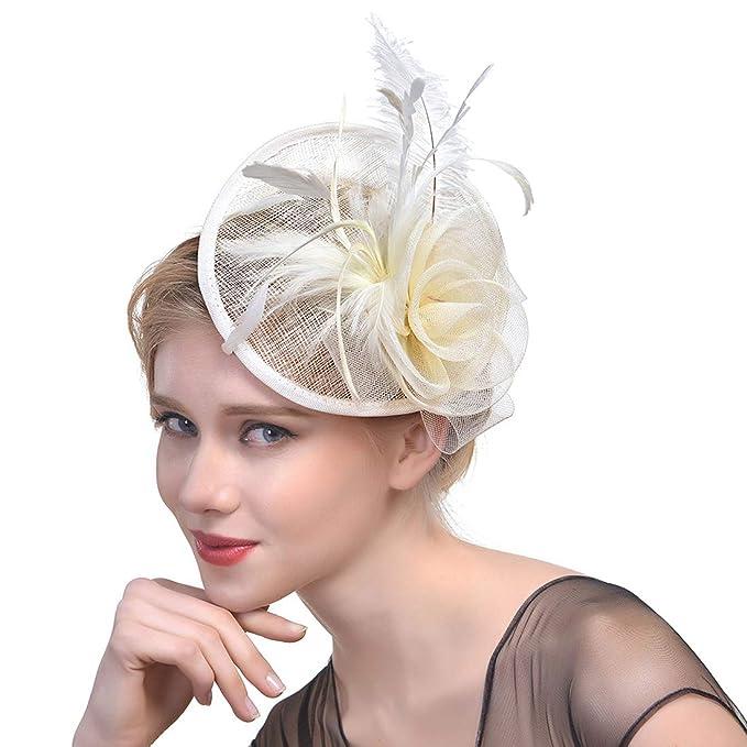 TEERFU - Cappello da sole - Donna Beige Taglia unica  Amazon.it   Abbigliamento 88118d7f28d1
