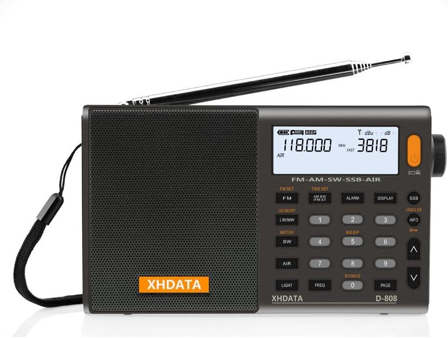 【2021年最新版】短波ラジオの人気おすすめランキング14選