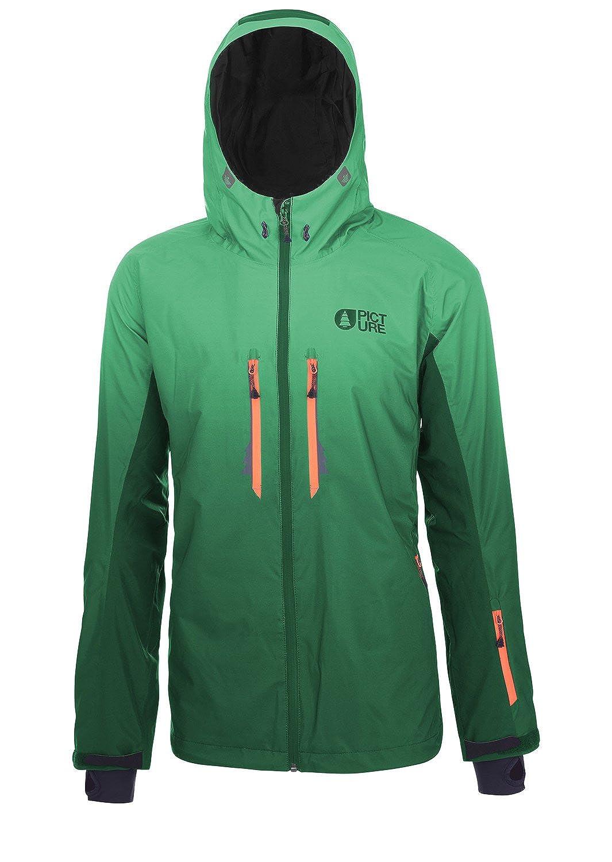 Picture Organic Clothing SPORTING_GOODS メンズ US サイズ: Large カラー: グリーン B076528JB3