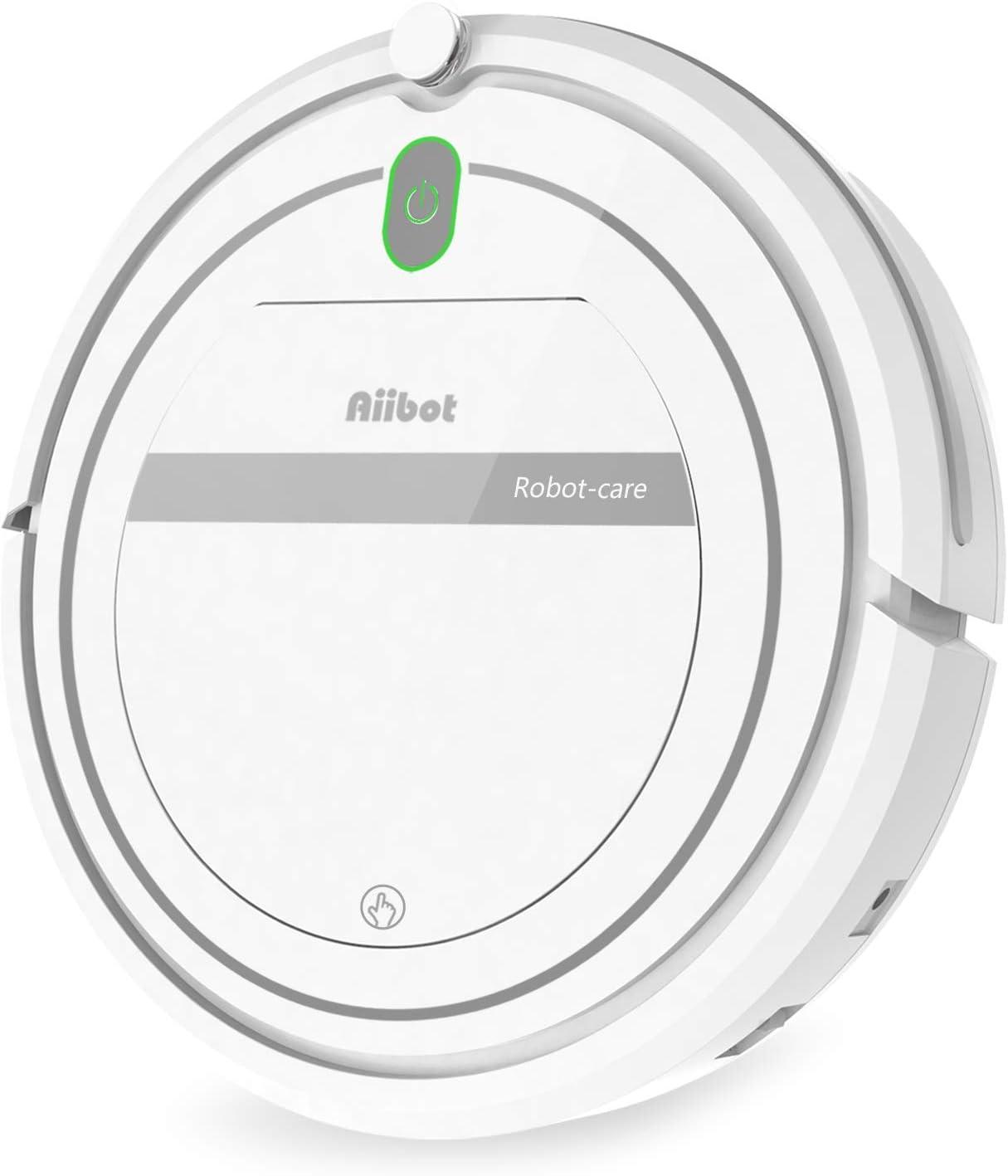 AIIBOT D3 Robot Aspirador con 4 Etapas Sistema de Limpieza ...