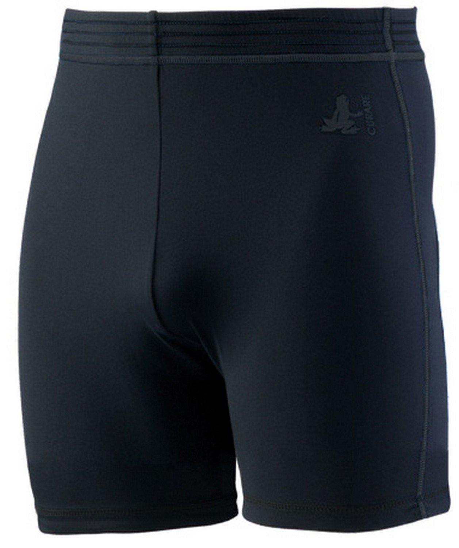 CURARE–Pantaloncini da Uomo, Pantaloni, Uomo, 17, Blu Notte, S