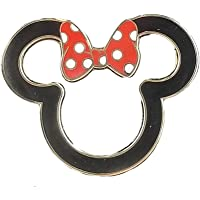 Disney Pin - Minnie Mouse - Outline - Icon - Pin 58819