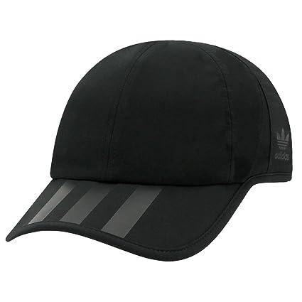 Amazon.com  adidas Womens Originals 3-Stripes Trainer Cap 587ca364e72