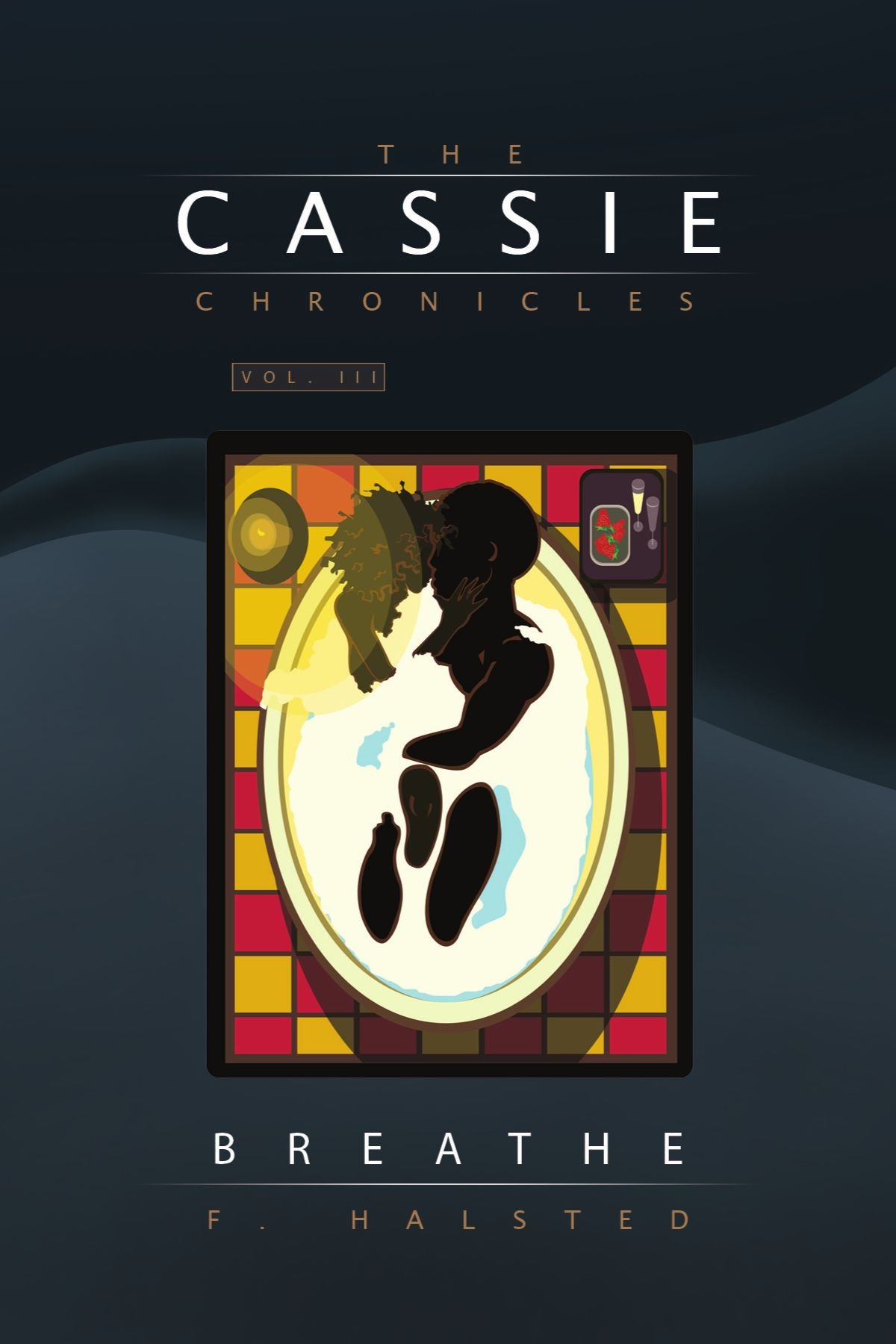 The Cassie Chronicles, Vol. III: Breathe ebook