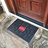 Nebraska Cornhuskers Official NCAA 19 inch x 30 inch Door Mat by Fanmats