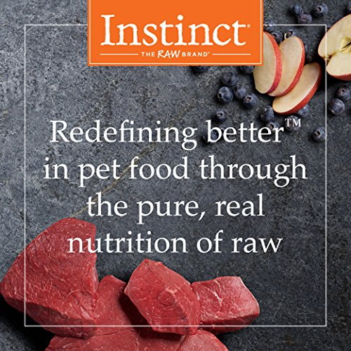 Instinct Limited Ingredient Diet Grain Free Recipe with Real Lamb Natural Dry Dog Food by Nature's Variety, 20 lb. Bag