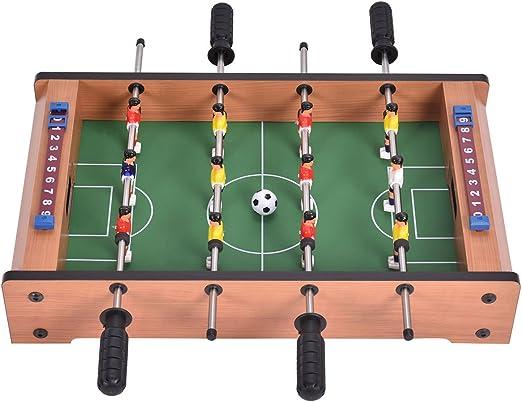 Amazon Com Eosphorus Mini Tabletop Soccer Foosball Table Game