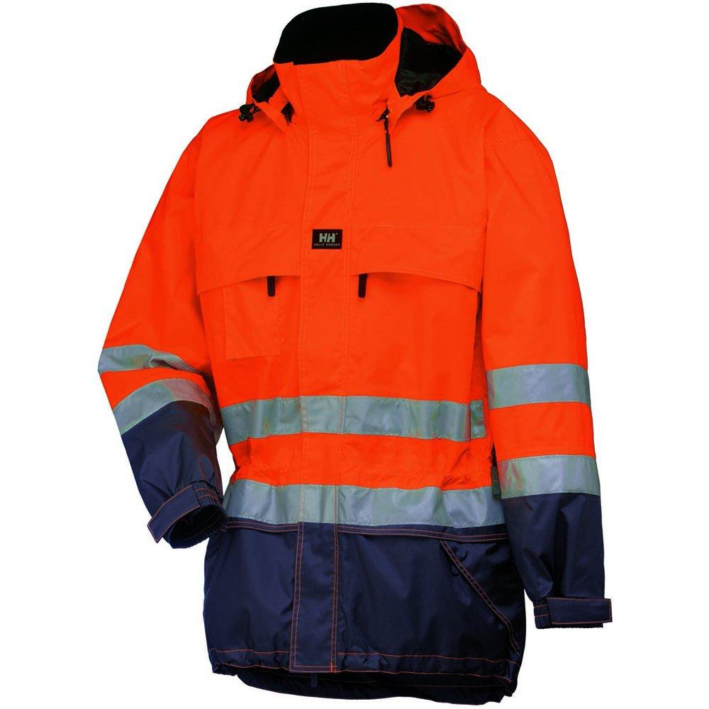 Helly Hansen Parka LUDVIKA 71377 Helly Tech® Warnschutzparka wasserdicht 369 L Helly Hansen Workwear 71377_369-L