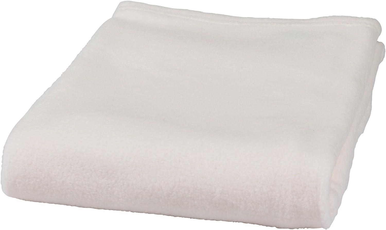 Clair de Lune Fleece Pram Blanket