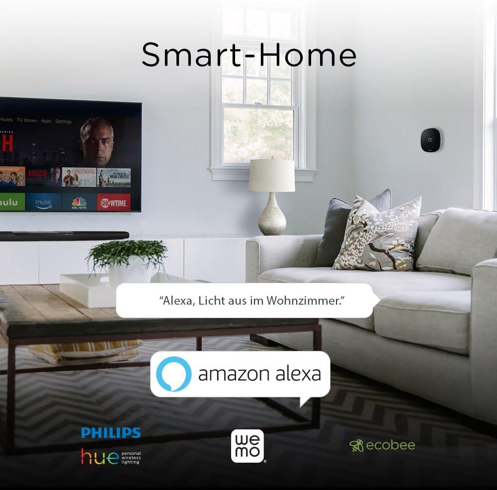 COMMAND BAR con Alexa integrada