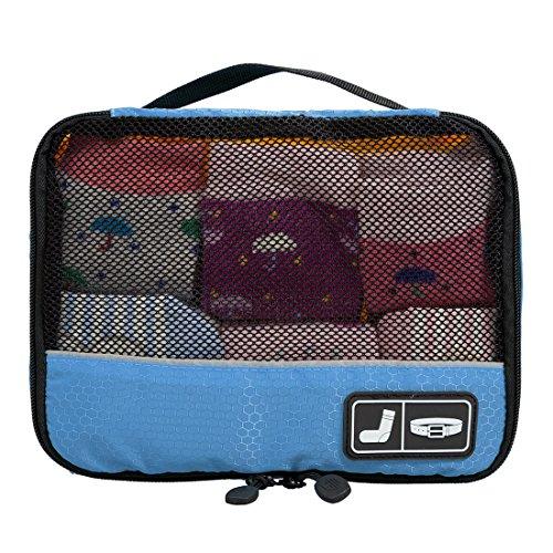 Indigo Nylon Backpack - 9