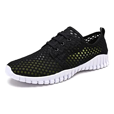 Quick Drying Water Shoes Barefoot Mesh Aqua Shoes For Men and Women