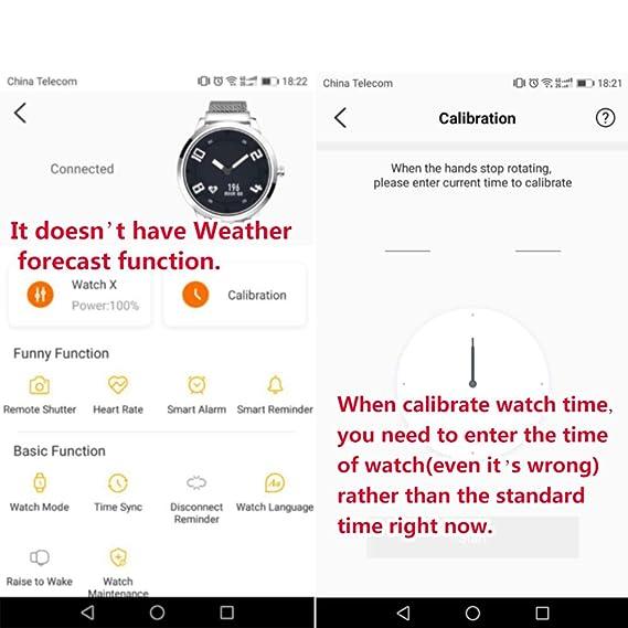 Lenovo Watch X Reloj Inteligente 80ATM Luminoso Puntero a Prueba ...