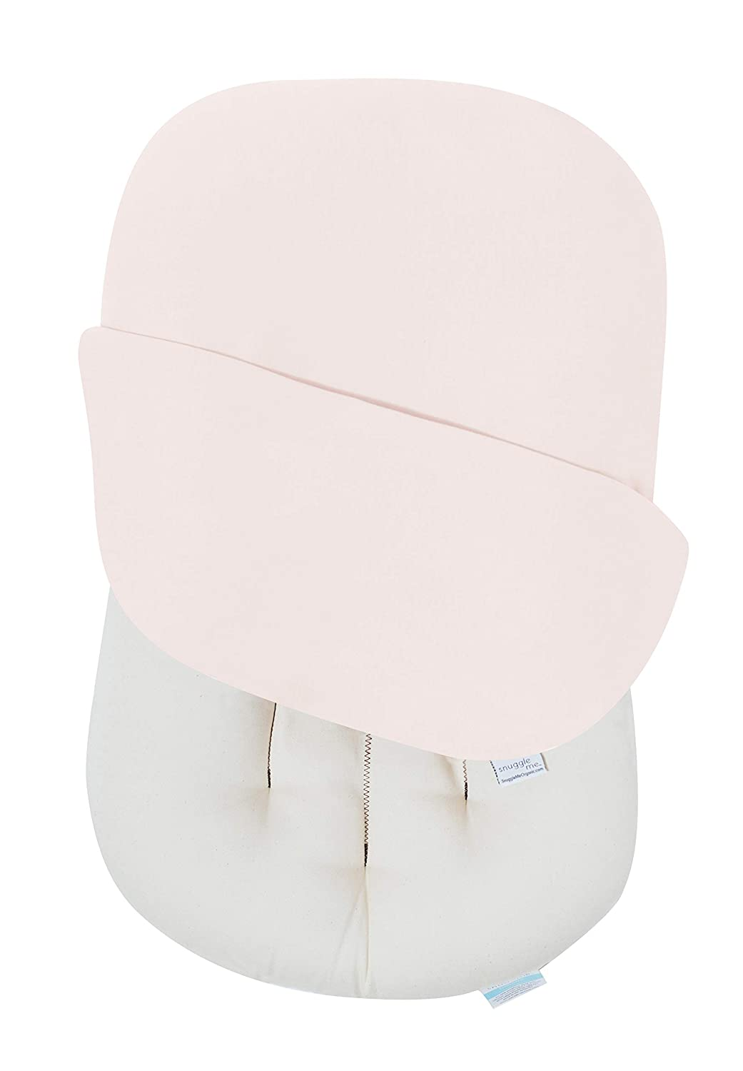 Baby Lounger /& Infant Floor Seat Fiberfill |/ Sugar Plum Organic Cotton Newborn Essentials Snuggle Me Organic Bare