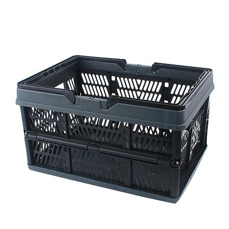 Cayuan Multifuncional Cajas De Almacenaje Plegables Para Frutas Y Vegetales Caja De Almacenamiento De Plástico Del
